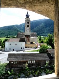 Glorenza e la sua chiesa