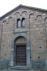 pieve romanica di Talignano