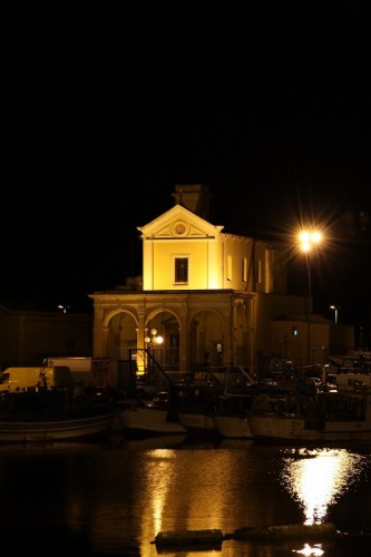 Gallipoli - Chiesa Santa Maria del Canneto