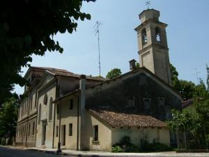 Chiesa di San Rocco. Sec. XIV