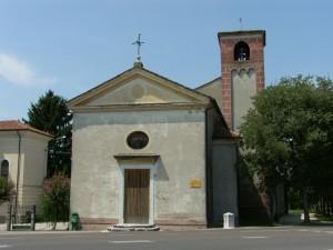 Chiesa Borgo Servi. Sec. XV