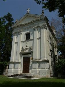 Oratorio Santa Teresa. Sec. XVII.