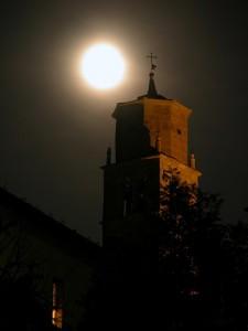 Il campanile di notte
