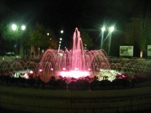 Rovereto - Fontana Rosa