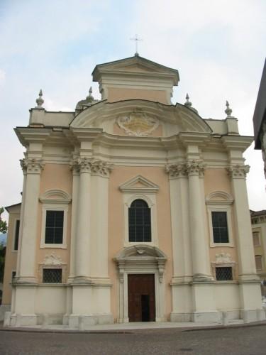 Rovereto - Chiesa Fedrigotti