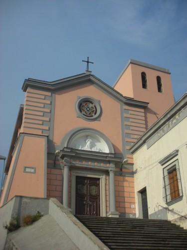 Pozzuoli - S.Francesco d'Assisi e S.Antonio di Padova
