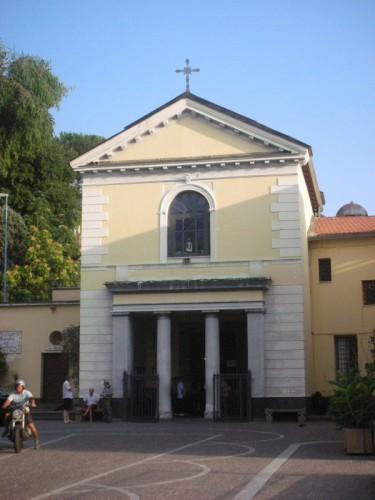 Pozzuoli - Santuario di San Gennaro