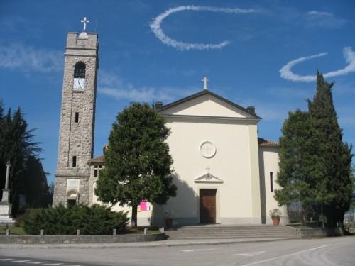 Nervesa della Battaglia - Chiesa di Santa Croce del Montello