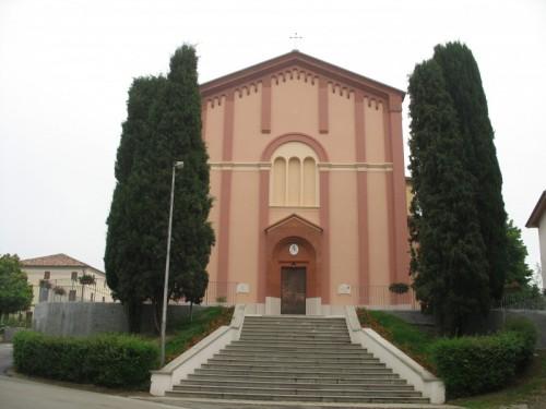 Nervesa della Battaglia - Chiesa di S. Urbano a Bavaria