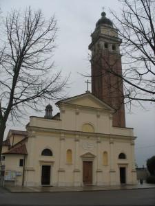 Chiesa di Nervesa della Battaglia