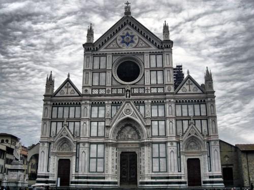 Firenze - Santa Croce - Firenze