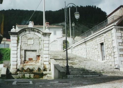 San Pietro Avellana - Fontana Grande