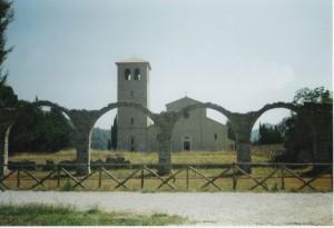 Monastero di San Vincenzo al Volturno