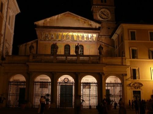 Roma - Santa Maria in Trastevere