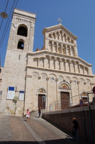 Cagliari - Duomo Abbonaria