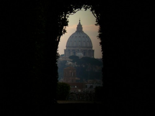 Roma - San Pietro dall'Aventino