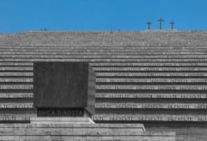 Sacrario di Redipuglia - 100.000 vittime