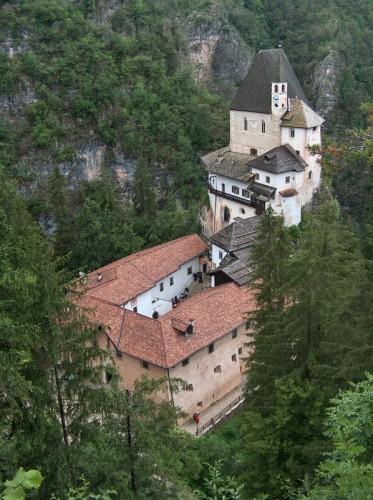 Sanzeno - Monastero di San Romedio