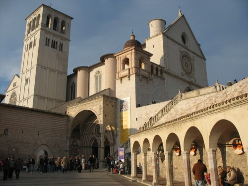 Assisi - Basilica di San Francesco