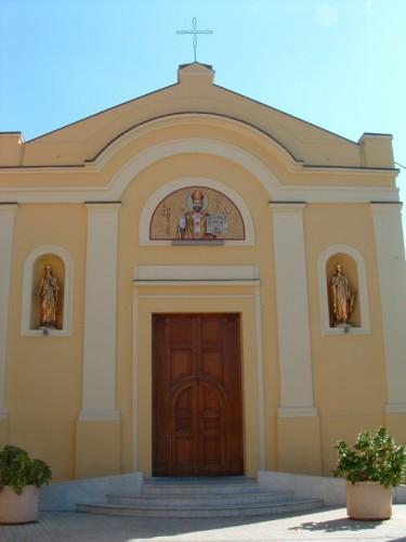 Taurianova - Chiesa di San Martino