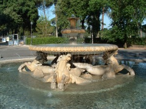 Fontana Bioparco Roma