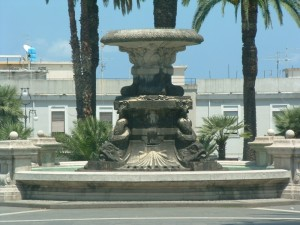 Fontana Piazza Amendola