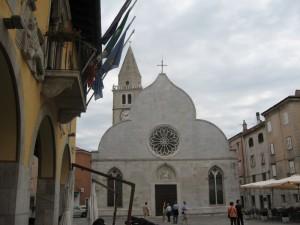Il Duomo di Muggia