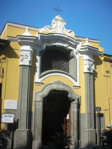 Ercolano - S. Maria del Pilar