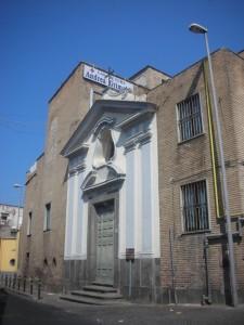 Cappella S.Maria di Porto Salvo