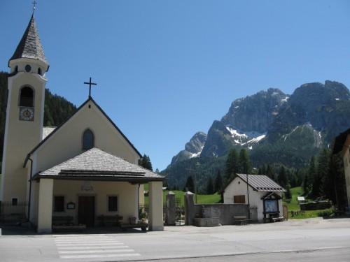 Sappada - Chiesetta di Sant'Osvaldo a Cima Sappada