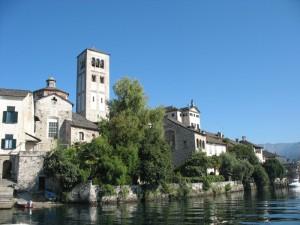 La Basilica di San Giulio e l'antico Seminario