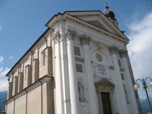 Chiesa a Santa Giustina