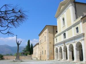 Convento di Capestrano