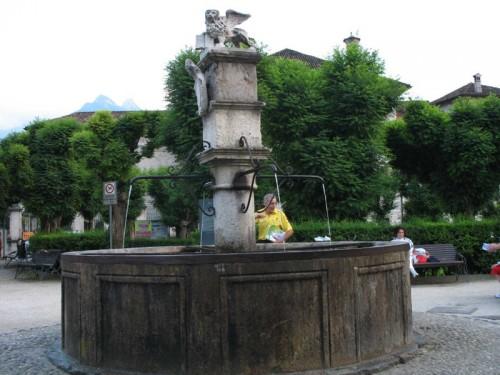 Agordo - Fontana...veneta