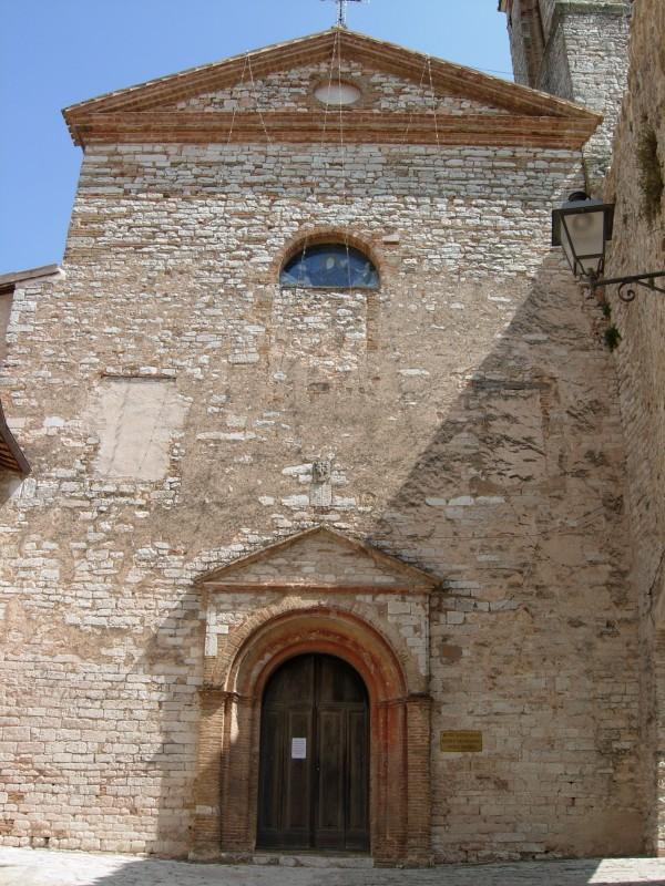 ''Chiesa di Pievefavera'' - Caldarola