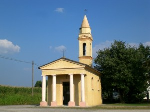 chiesetta dedicata A S.Antonio di Pd
