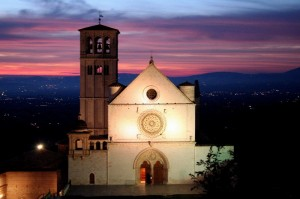 La Basilica di San Francesco in Assisi