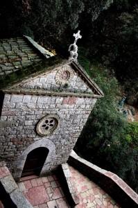 Cappella dell'Eremo delle carceri