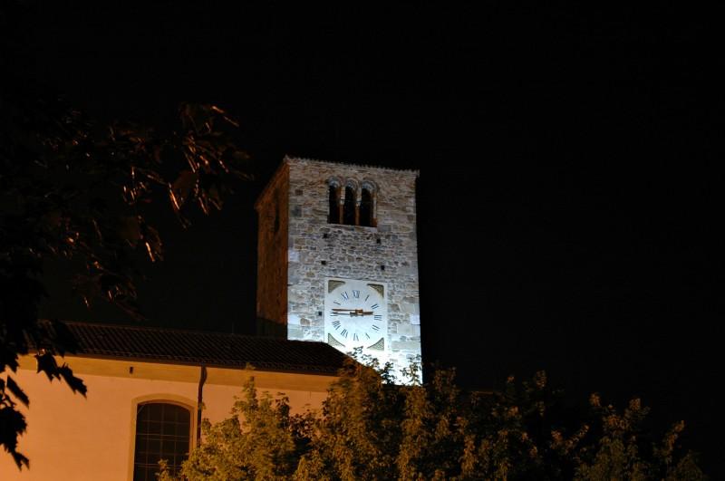 ''Montegrotto terme di notte'' - Montegrotto Terme