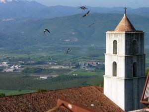 La Chiesa e il Convento di S. Maria del Gesù