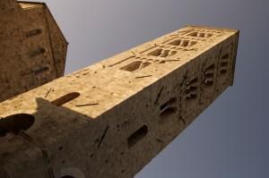 Torre campanaria Anagni - punti di vista