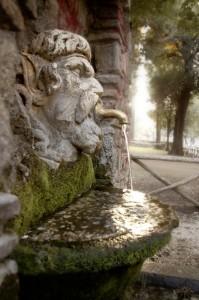 Villa Aldobrandini - Fontana