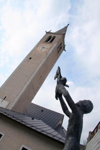 Castello Tesino - Chiesa di S. Giorgio