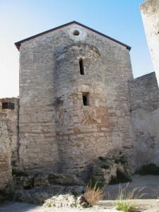 Chiesa della Nunziatella,abside