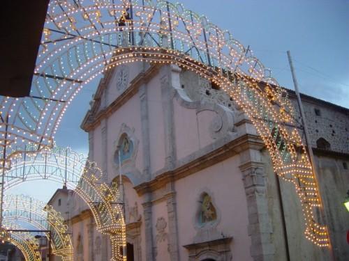 Sacco - La Chiesa di San Silvestro