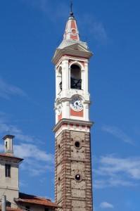 Il campanile di Azeglio