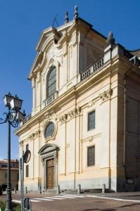 Strambino - Parrocchia dei santi Solutore e Michele