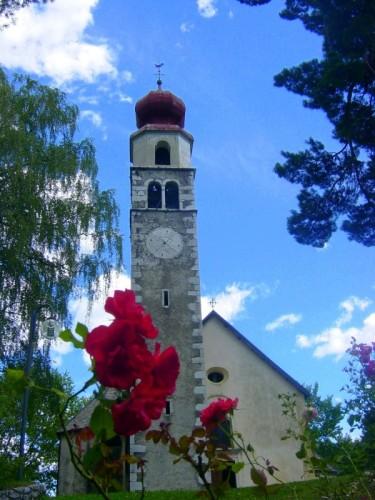 Pieve Tesino - Chiesa di San Sebastiano