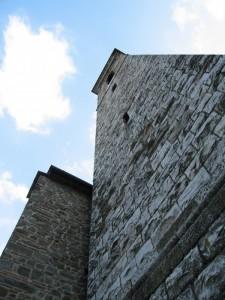 Chiesa di S.Maria del Rosario, il campanile di Soffici
