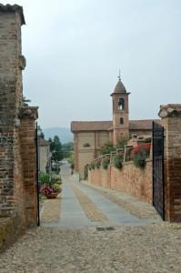 Grinzane - La Parrocchiale